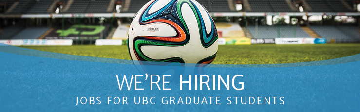 GSS Job Posting: Summer Sports League – Soccer Referee (6 Positions)