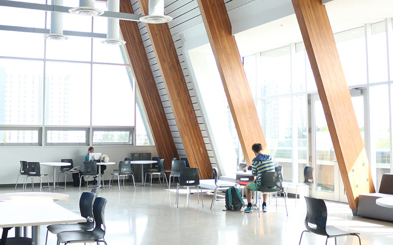 GSS Loft: Social Lounge