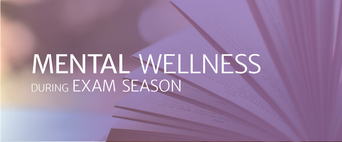 Mental Wellness During Exam Season: A Message from the GSS President