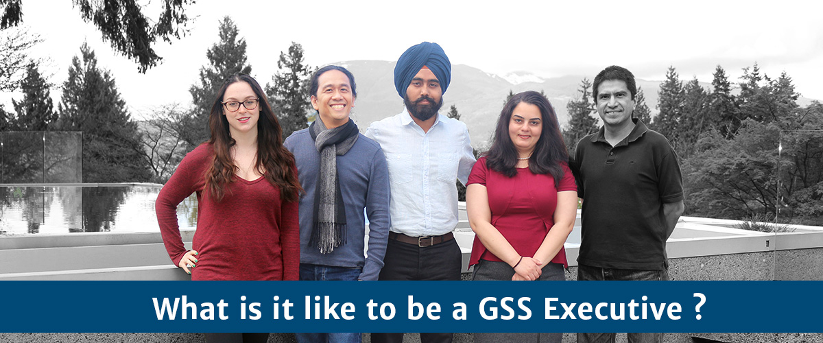What's it like to be a GSS Executive?