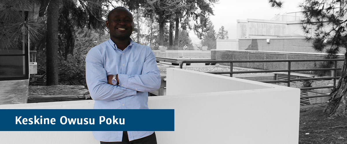Keskine Owusu Poku: Financial and Executive Oversight Officer