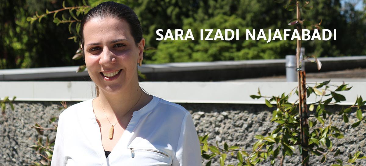 Sara Izadi Najafabadi
