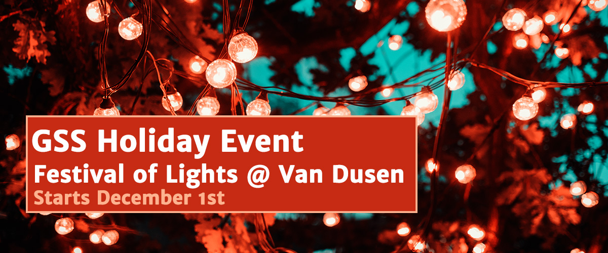 GSS Holiday Event @ Van Dusen