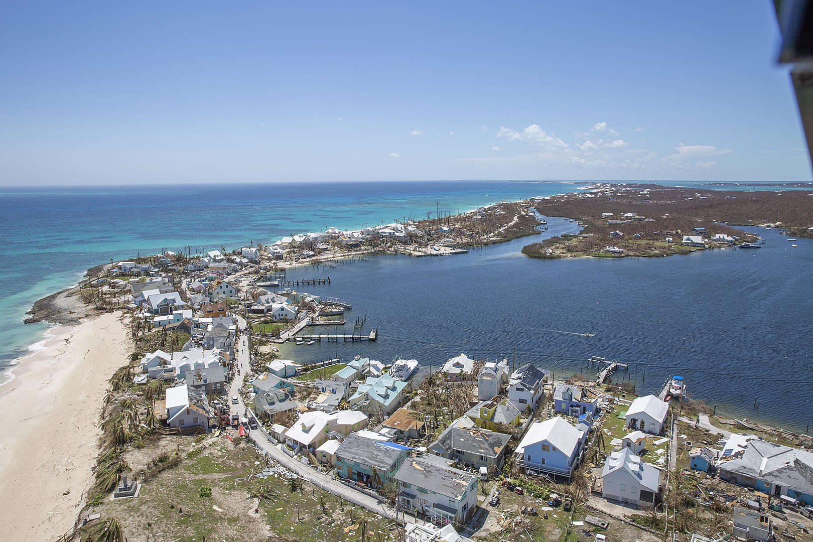 On the brightside: How to help the Bahamas after Hurricane Dorian