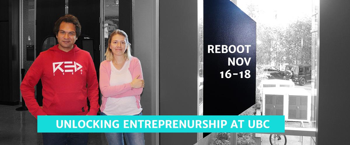 Entrepreneurship Reboot