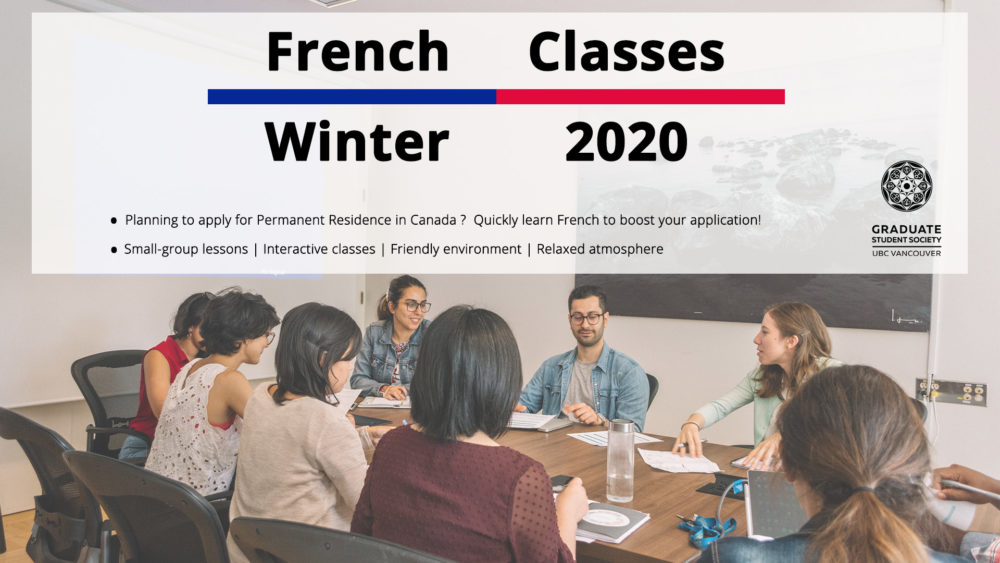 Winter French Classes 2020