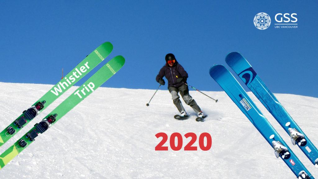 Whistler 2020 event