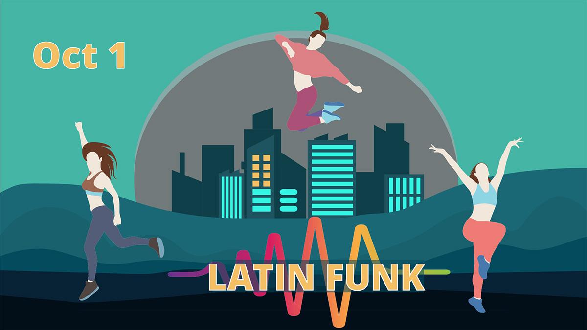 Latin funk